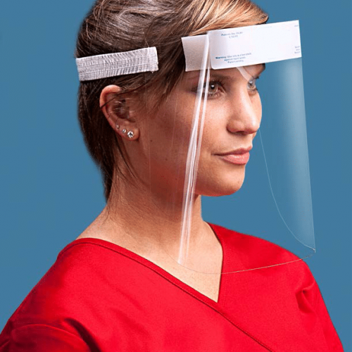 Disposable Face-It Face Shield