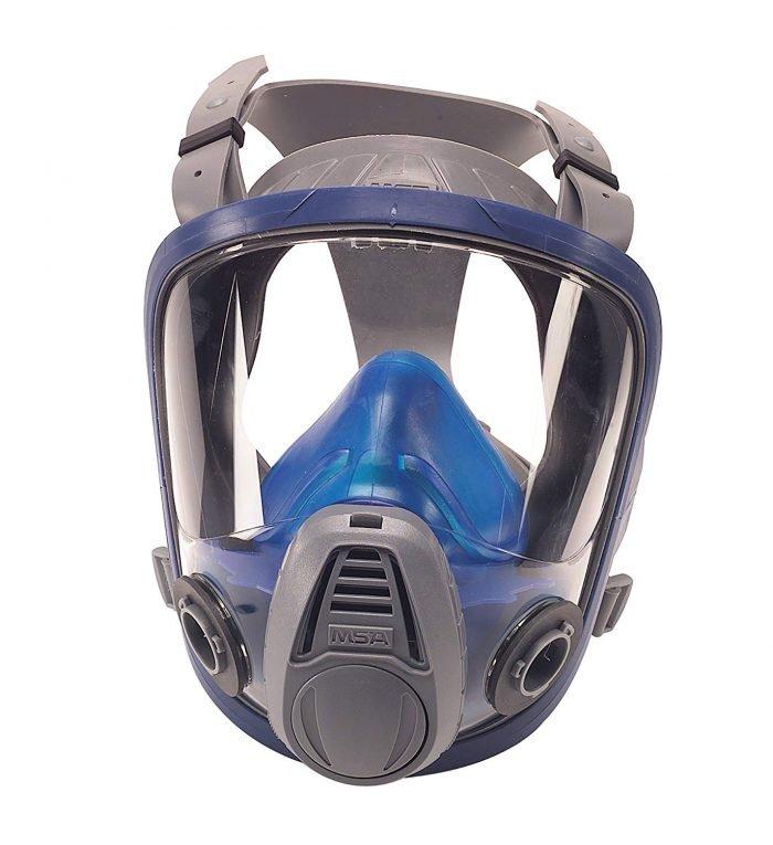 MSA 3200 full face respirator