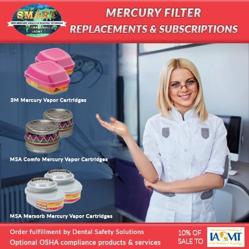 SMART MERCURY FILTER REPLACEMENTS