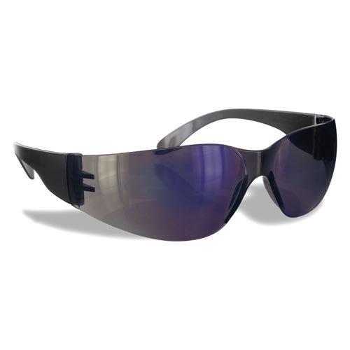 Diablo Safety Glasses - Blue Mirror