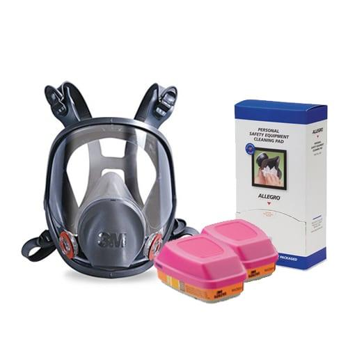 SMART 3M respirator combo pack 3M6000P