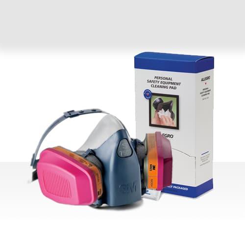 SMART Respirator Combo Pack #3M 7500 P