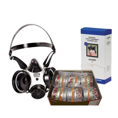SMART Comfo Classic Respirator Pack #MSA80807P