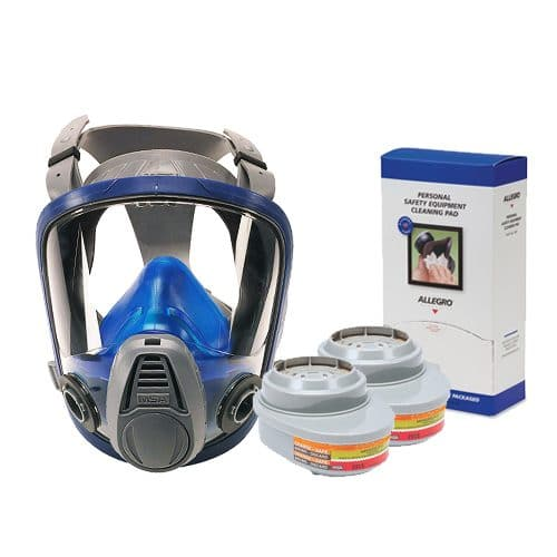 SMART MSA respirator combo pack MSA3200P