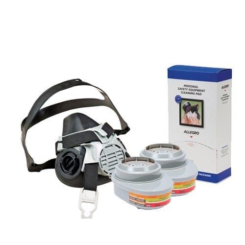 SMART MSA respirator combo pack MSA420P