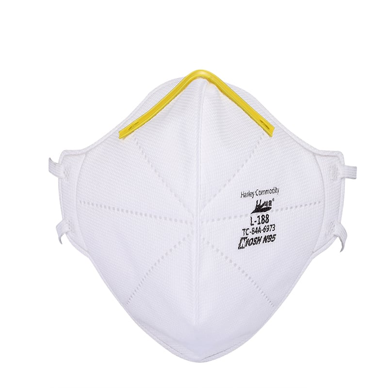 N95 Particulate Respirator – Disposable – NIOSH approved