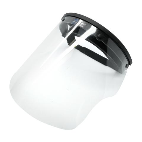 Extended Face Shield for Lights & Loupes